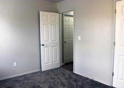 Kim Reed Back Bedroom After