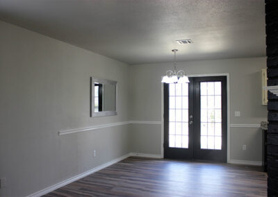Kim Reed Dining Room After