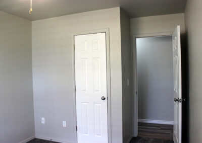 Kim Reed Front Bedroom After